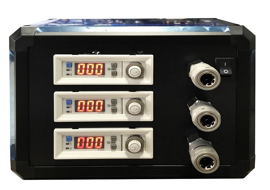 積算流量計測装置