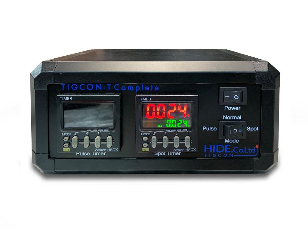 微細TIG溶接を可能にするTIGCON-Tシリーズ